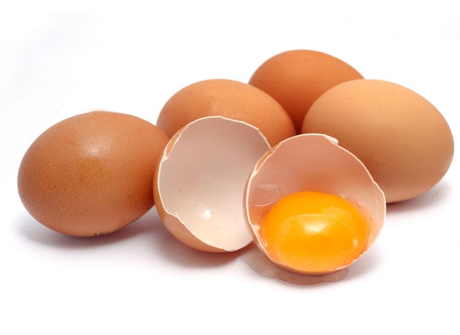 Trứng gà CP loại 3 - khay 10 trứng