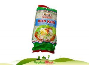 Bún gạo khô Vinh Thạnh - Gói 500g