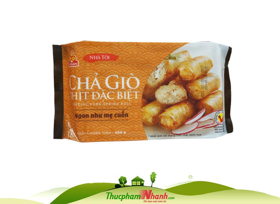 Cha Gio Thit Dac Biet Vissan 400g