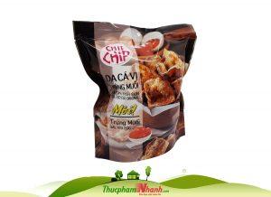 Da cá vị trứng muối Chip Chip