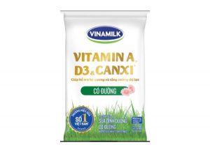 Sữa tươi Vinamilk Có Đường - Gói 220ml