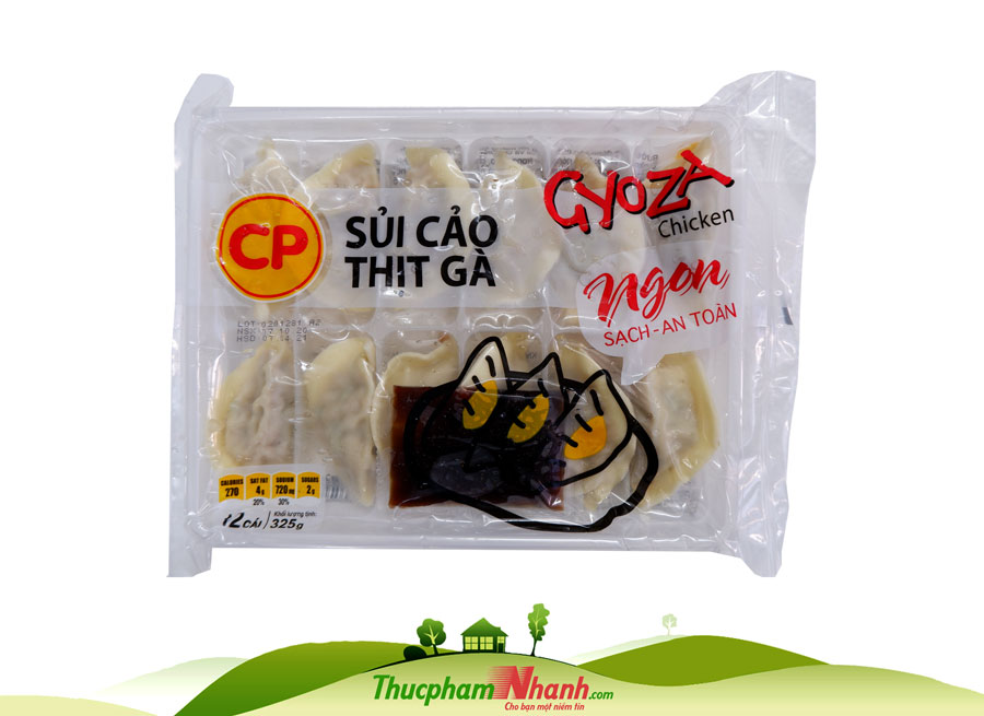 Sui Cao Thit Ga Cp 325g