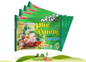 Miến Phú Hương ăn liền vị Sườn heo