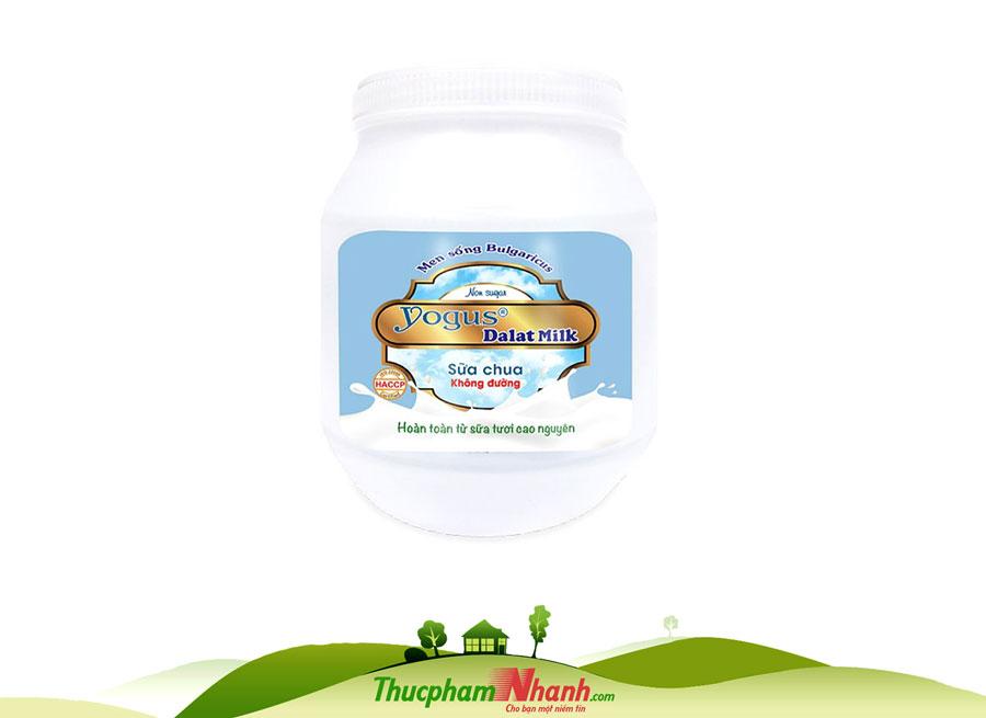 sữa chua dalatmilk 1 lít
