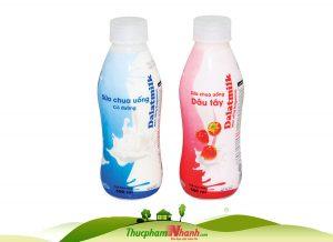 Sữa chua dalatmilk chai 500ml