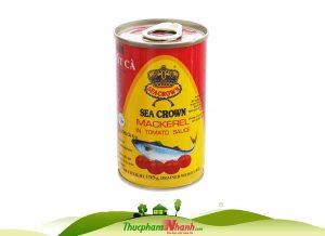 Cá nục sốt cà Sea Crown - Hộp 155g