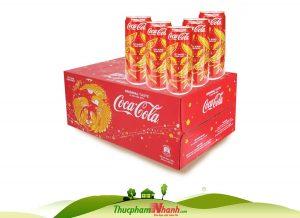 Cocacola Thùng 24 Lon
