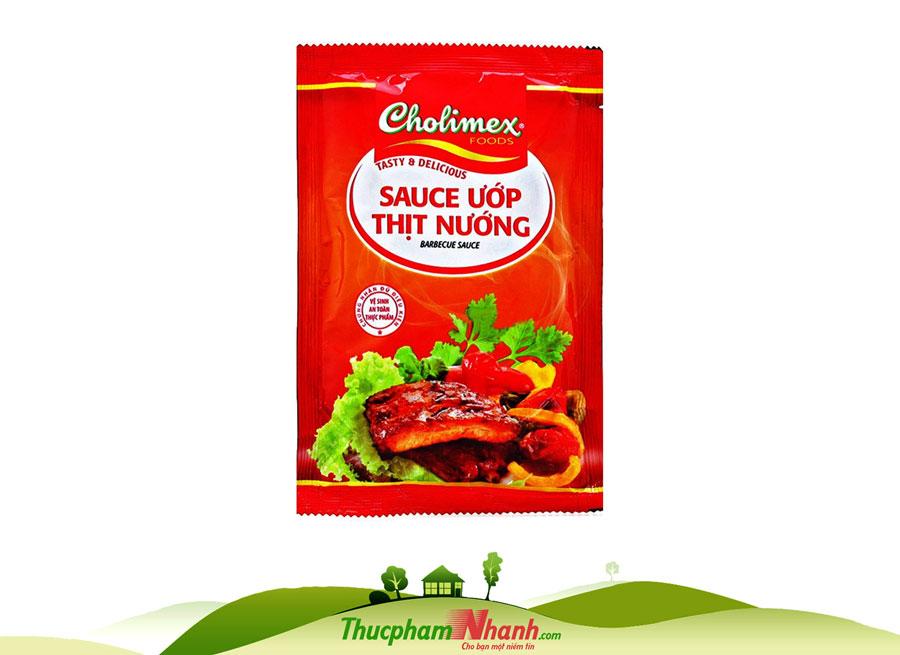 Sốt ướp thịt nướng cholimex - Gói 70g