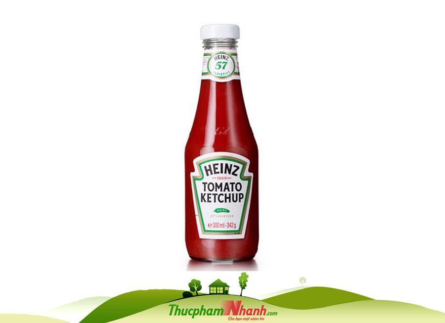 Sốt cà chua Heinz (ketchup) - 300g