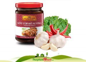 Sốt ướp thịt nướng Lee Kum Kee - Chai 500g