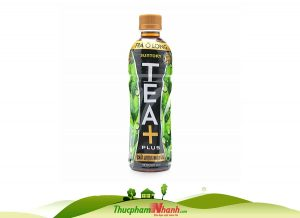 Trà Ô Long Tea Plus - Chai 455ml