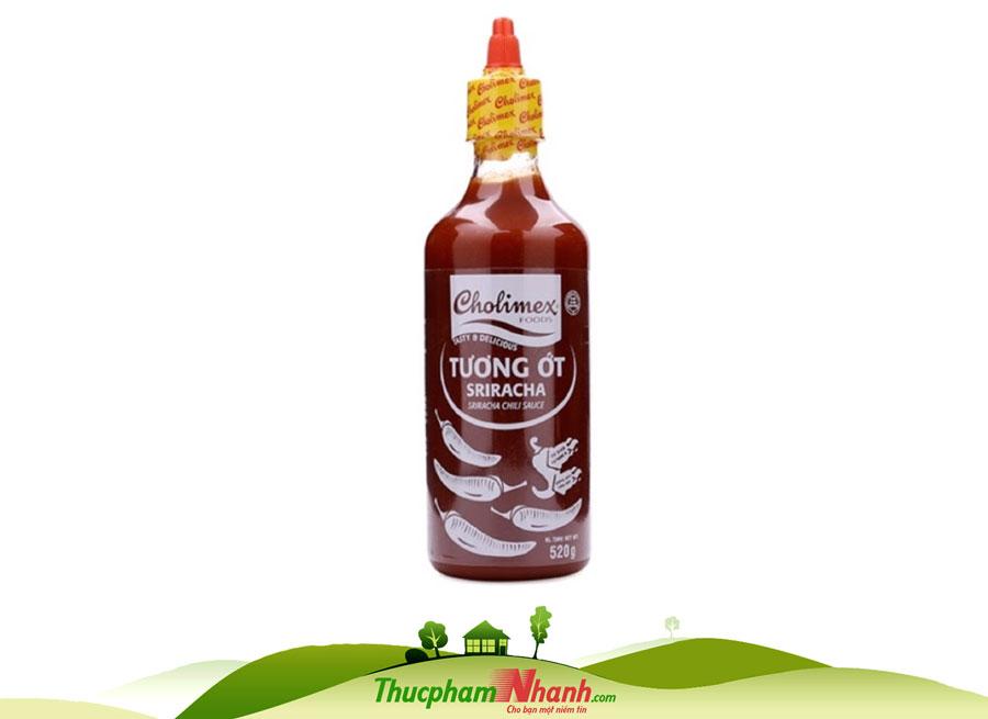 Tương ớt Sriracha Cholimex - 520g