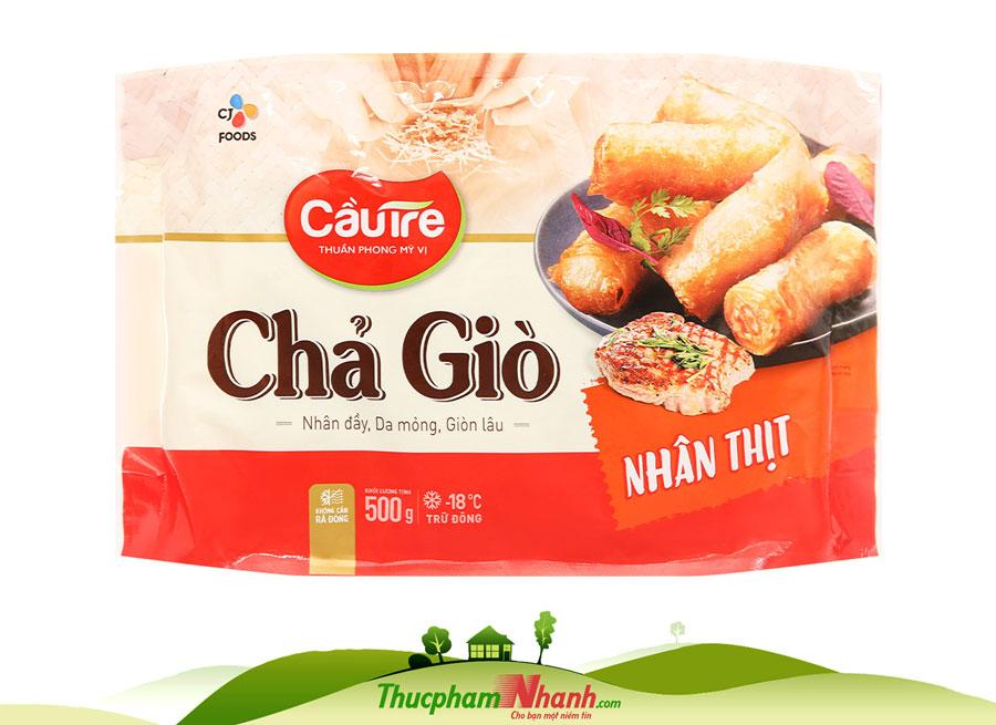 Cha Gio Thit Cau Tre Goi 500g
