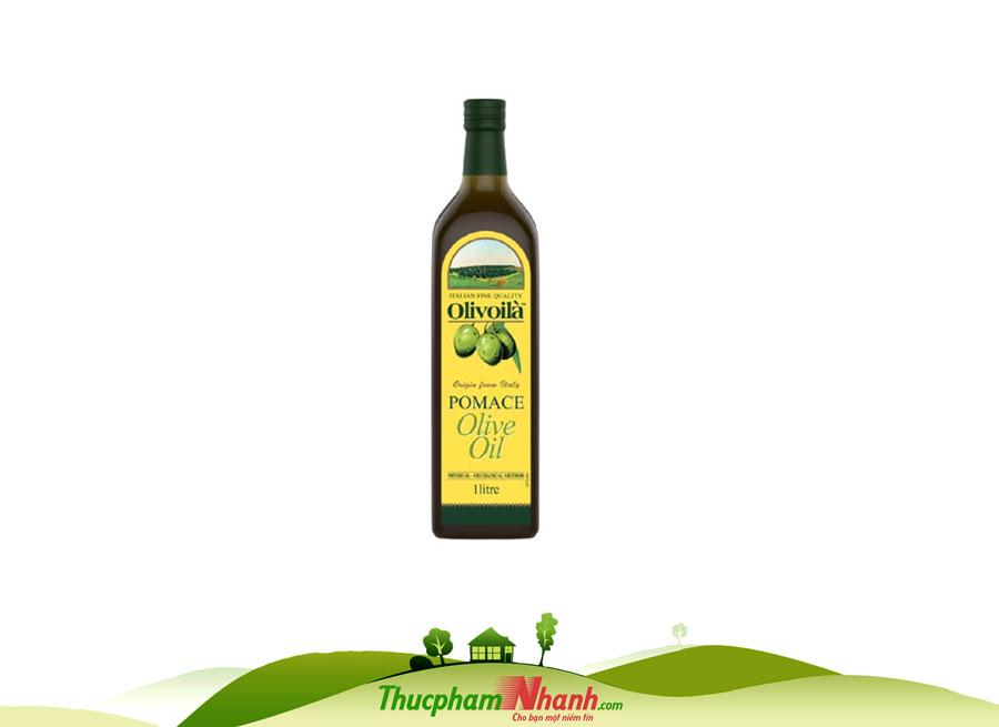 Dau Olive Chai 1 Lit