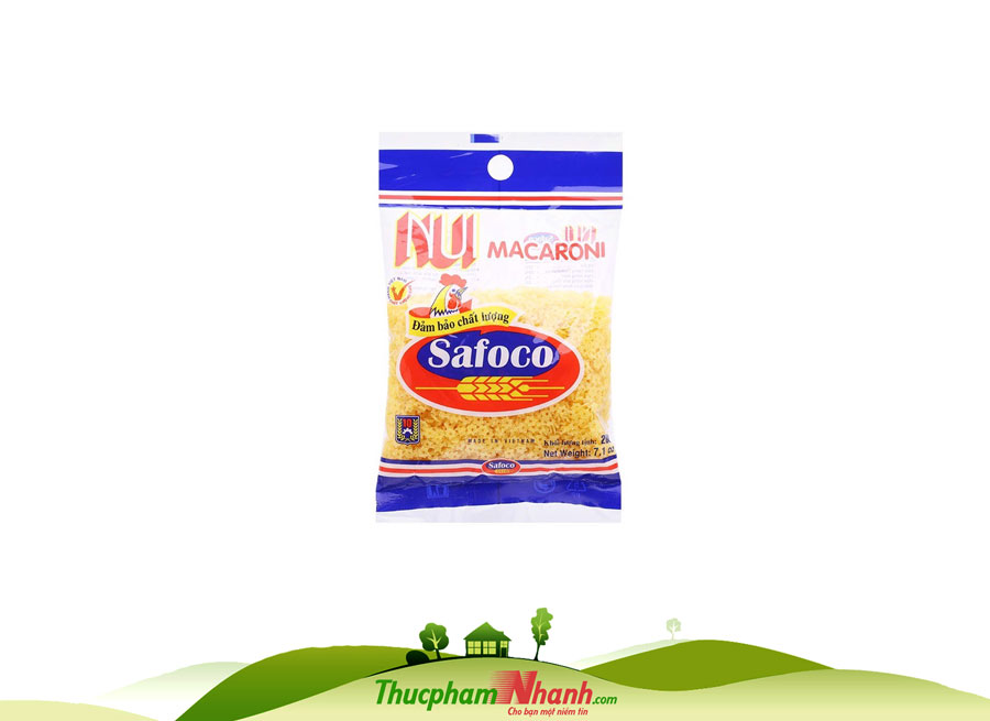 Nui Sao Safoco 200g