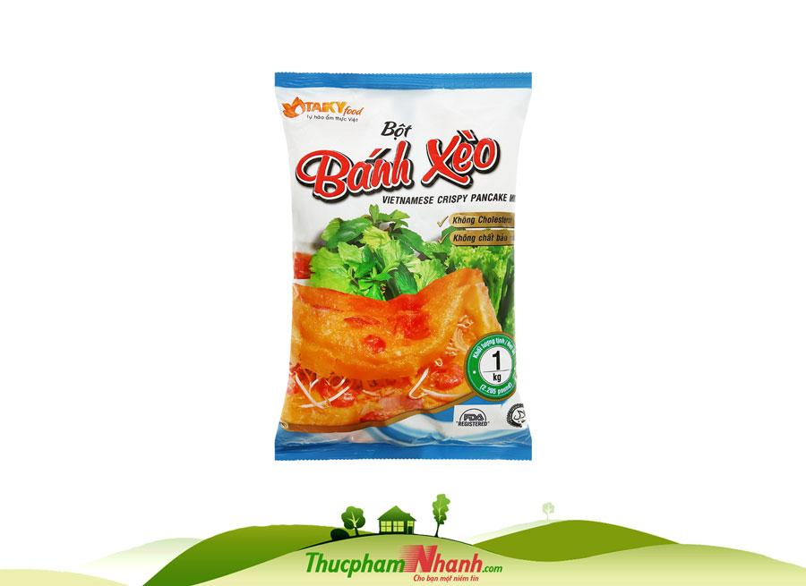 Bot Chien Banh Xeo Tai Ky 1kg