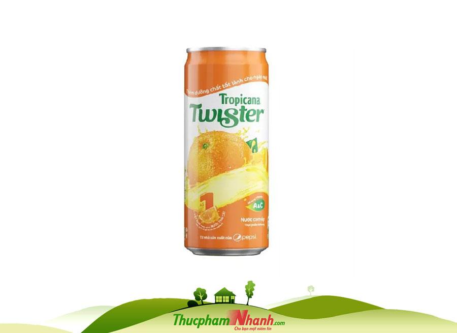 Nuoc Cam Ep Twister Lon 330ml