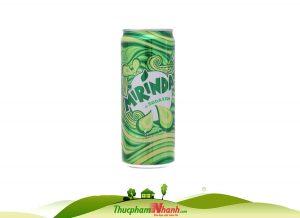 Nuoc Ngot Mirinda Soda Kem Lon 330ml