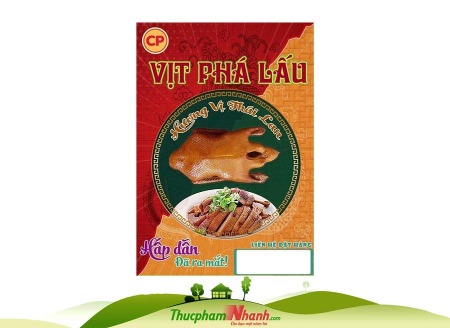 Vit Pha Lau Thai Lan Cp 2.4kg